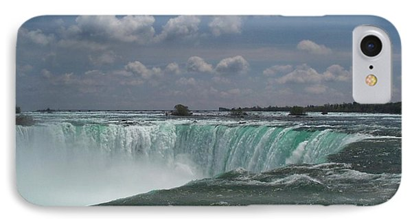IPhone Case featuring the photograph Water's Edge by Barbara McDevitt