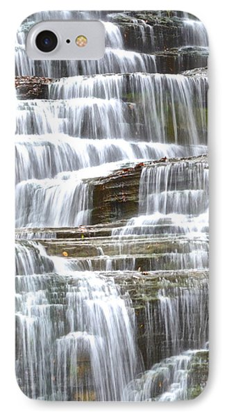 Waters Eternal Flow IPhone Case by Frozen in Time Fine Art Photography