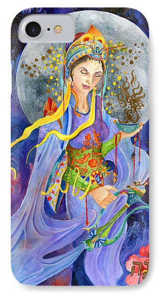 Waters Of Faith IPhone Case by Dawnstarstudios