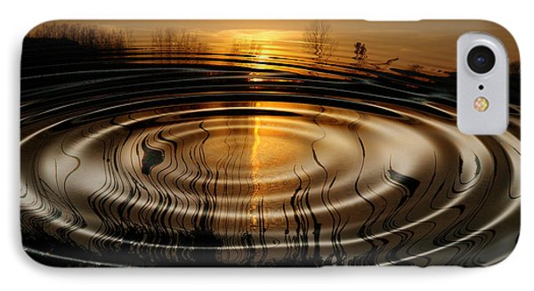 Watersun IPhone Case by Kevin Cable