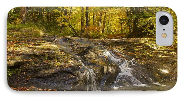Waterville Waterfall Revisited IPhone Case