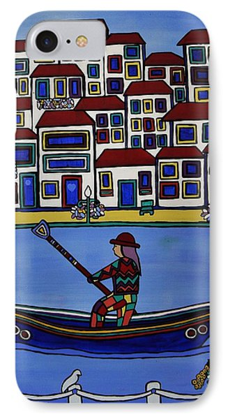 Watery Venice IPhone Case by Barbara St Jean