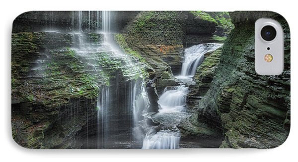 Watkins Glen IPhone Case by Bill Wakeley