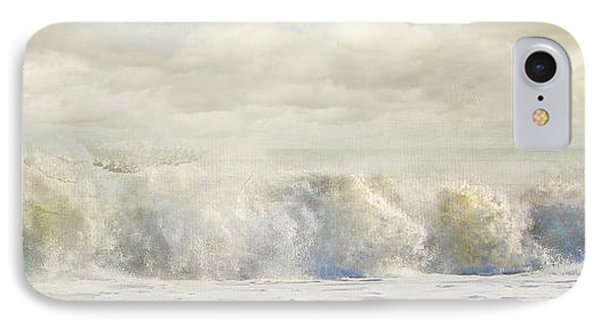 IPhone Case featuring the photograph Wave 10 by Karen Lynch