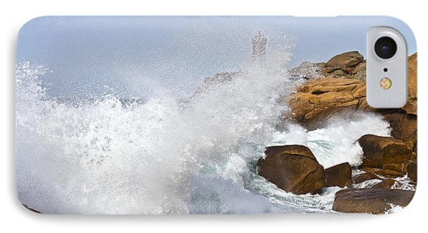 Wave At High Tide IPhone Case