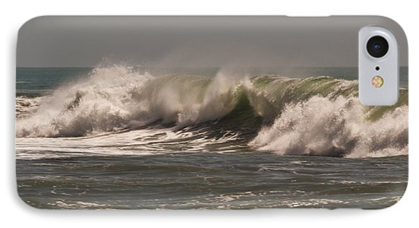 IPhone Case featuring the photograph Wave At Kirk Creek Beach by Lee Kirchhevel