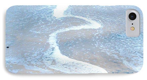 Wave Swirl Phone Case by Tanya Harrison