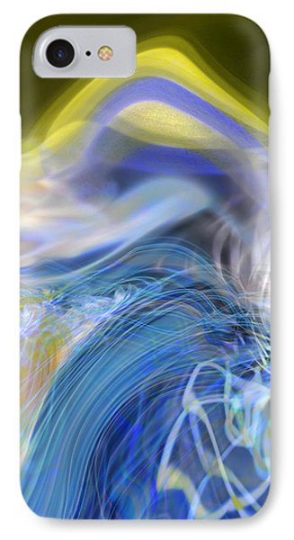 Wave Theory Phone Case by Richard Thomas
