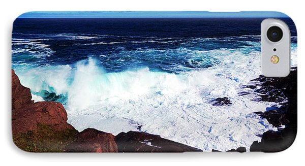 Wave IPhone Case by Zinvolle Art