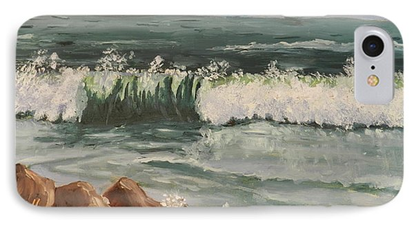 Waves Crashing IPhone Case