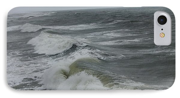 IPhone Case featuring the photograph Waves  by Deborah DeLaBarre