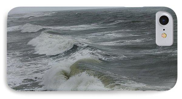 Waves  IPhone Case by Deborah DeLaBarre