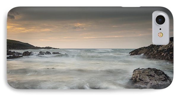 Waves In Motion Phone Case by Andy Astbury