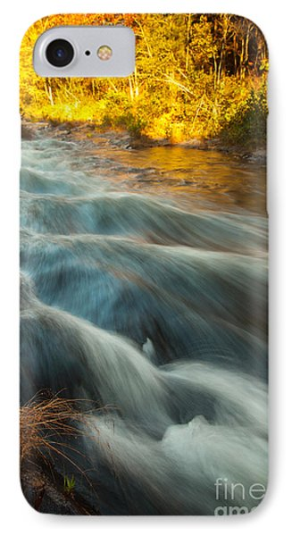 Waves In The River IPhone Case