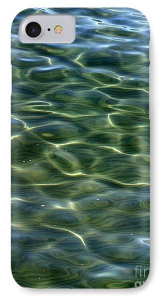 Waves On Lake Tahoe Phone Case by Carol Groenen