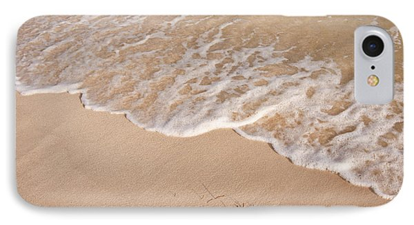 Waves On The Beach IPhone Case