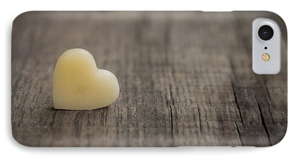 Wax Heart IPhone Case by Aged Pixel