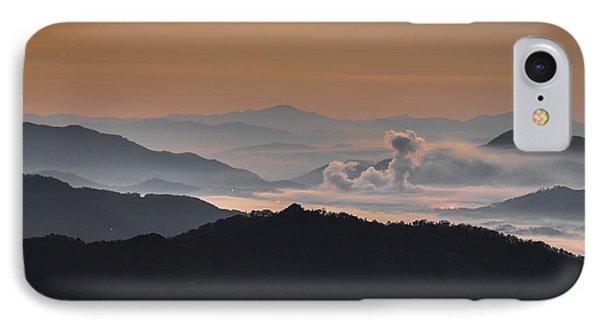 Waynesville Sunrise IPhone Case