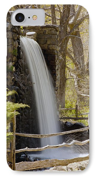 Wayside Grist Mill 7 Phone Case by Dennis Coates