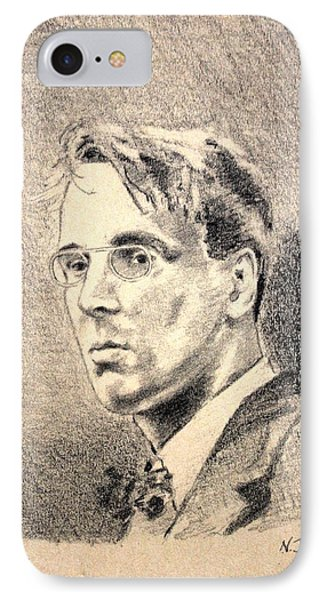 W.b. Yeats Phone Case by John  Nolan