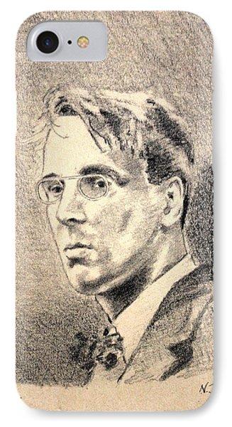 W.b. Yeats IPhone Case by John  Nolan