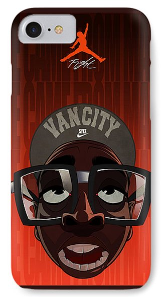 IPhone Case featuring the drawing We Came From Mars by Nelson Dedos  Garcia