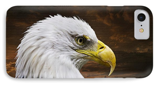 We The People Phone Case by Cris Hayes