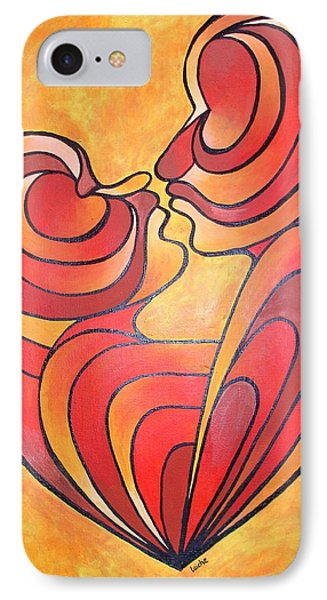 We Two Are One IPhone Case by Tracey Harrington-Simpson