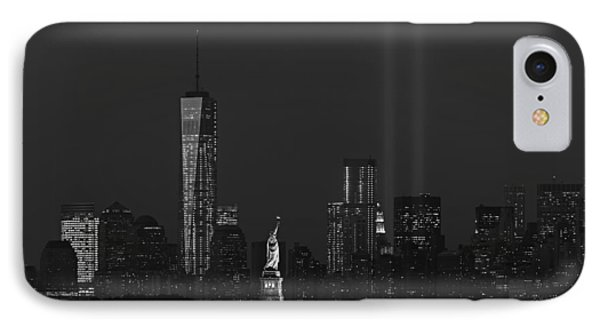 We Will Never Forget 2013 Bw IPhone Case