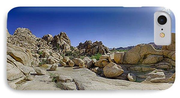 Weather Worn Rock Bowl IPhone Case
