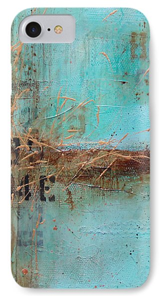 Weathered # 10 IPhone Case