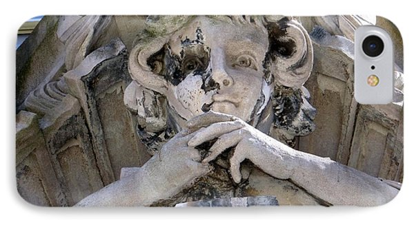 Weathered And Wise Phone Case by Ed Weidman