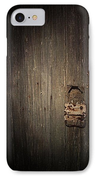 IPhone Case featuring the photograph Weathered by Cynthia Lassiter