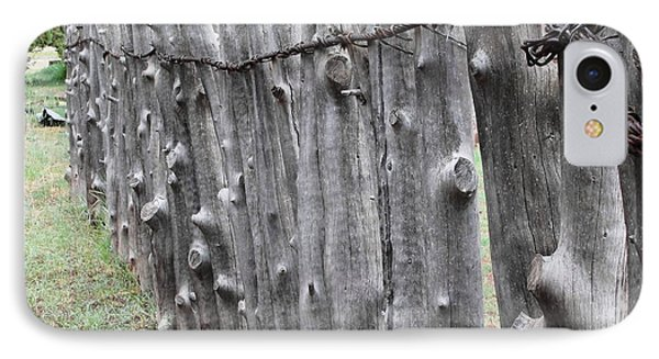 IPhone Case featuring the photograph Weathered by Natalie Ortiz