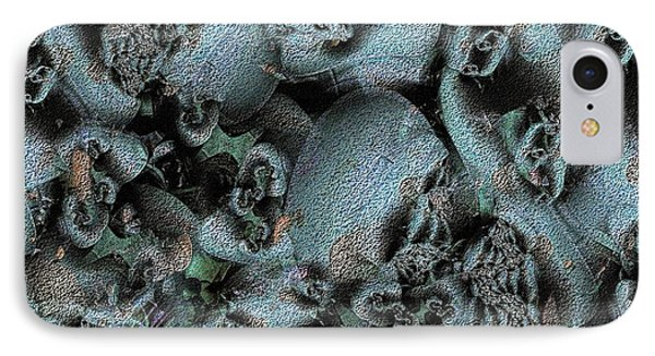 Weathered Phone Case by Ron Bissett