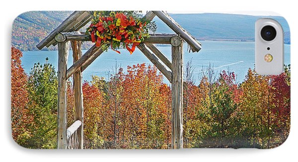 Wedding Gazebo IPhone Case by Aimee L Maher Photography and Art Visit ALMGallerydotcom