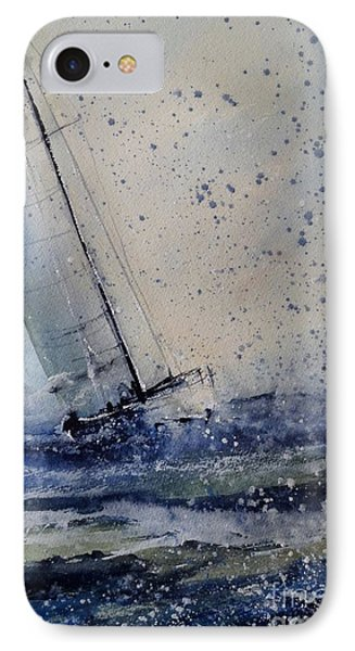 Wednesday Evening Sail IPhone Case