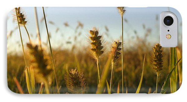 IPhone Case featuring the photograph Weeds by Joseph Skompski