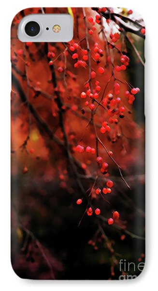 IPhone Case featuring the photograph Weeping by Linda Shafer
