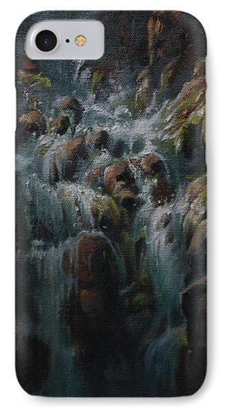 Weeping Rocks Phone Case by Mia DeLode