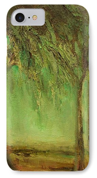 Weeping Willow Phone Case by Mary Wolf