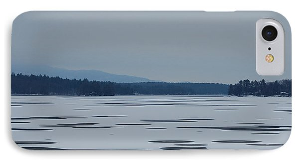 IPhone Case featuring the photograph Weirs Beach Nh Almost by Mim White
