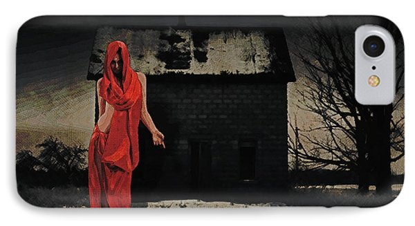 IPhone Case featuring the digital art Welcome by Galen Valle