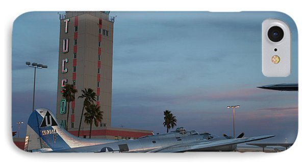 IPhone Case featuring the photograph Welcome To Tucson by David S Reynolds