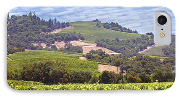 Welcome To Wine Country IPhone Case by Mike McGlothlen