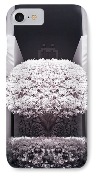 Welcome Tree Infrared Phone Case by Adam Romanowicz