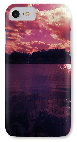 Welcome Waters Phone Case by Lee Farley