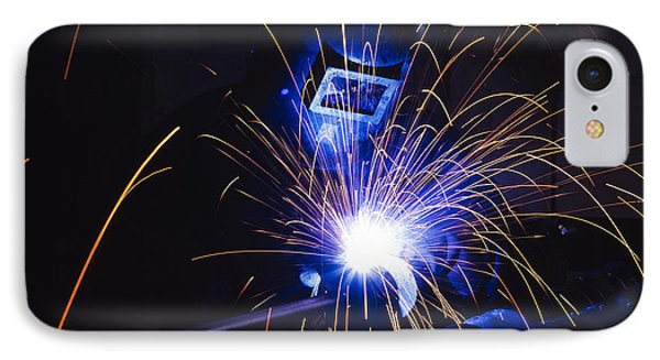 Welding  Phone Case by Andrew James