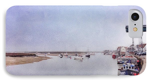 Wells Next The Sea Norfolk Uk IPhone Case by John Edwards