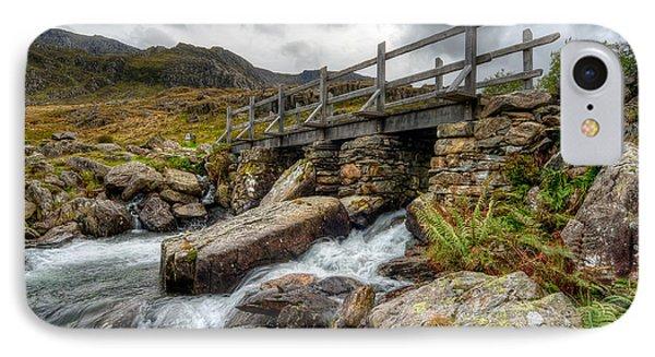 Welsh Bridge IPhone Case